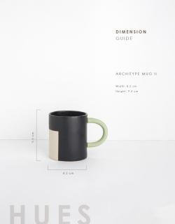 Hues Architype Mug Three